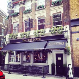 The Clerk & Well Clerkenwell