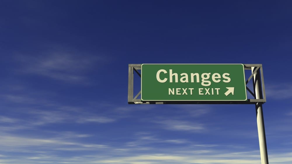 changing your property managing agent london