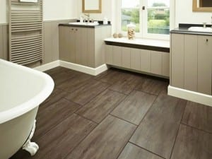 Bathroom Laminate Floor