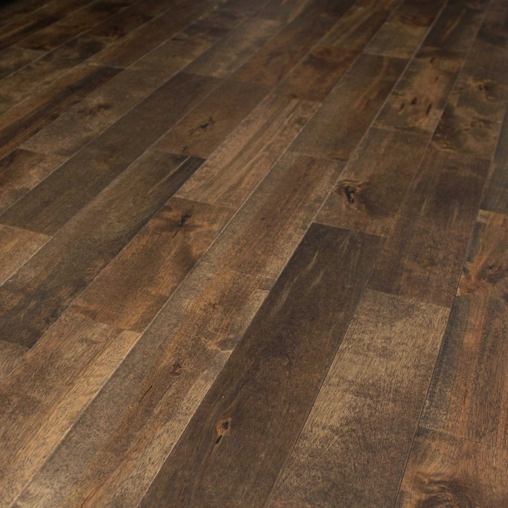 Everything you need to know before laying wooden flooring for Solid hardwood flooring
