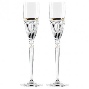 property management companies in London - Champagne Flutes