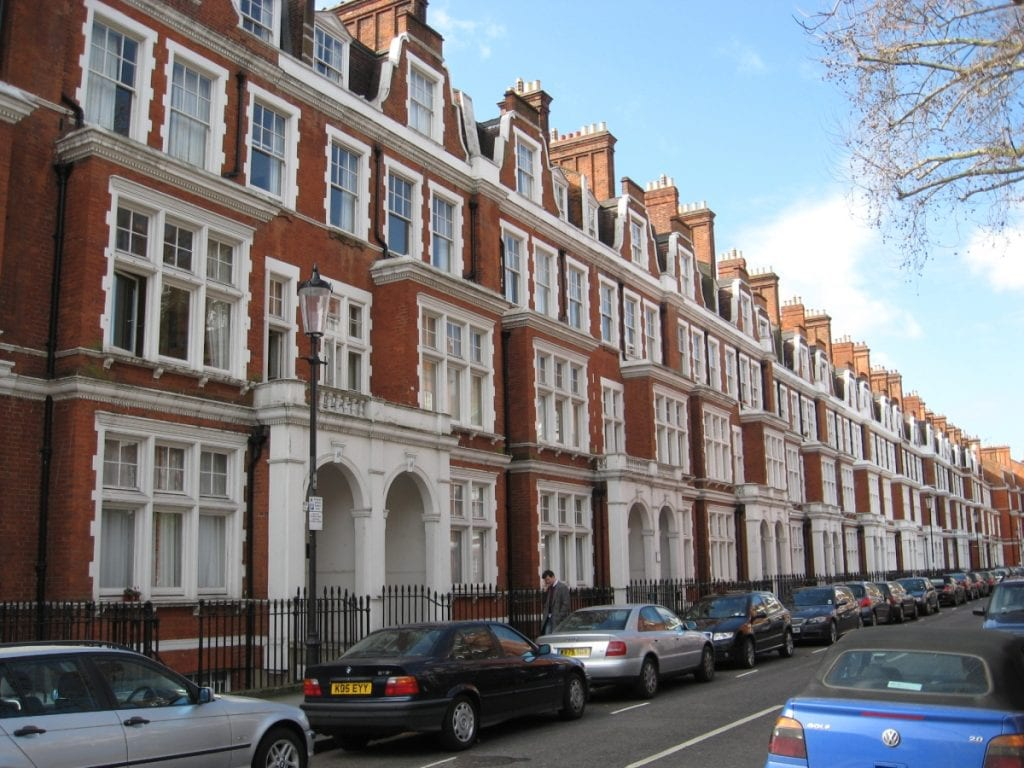 Block property management specialist our kensington and for Classic house old street london