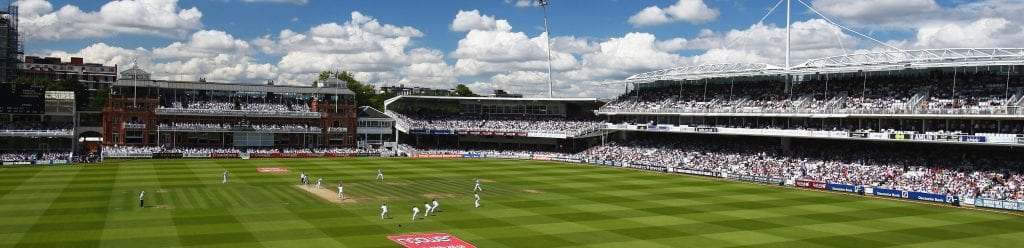 Lords Cricket Ground at St Johns Wood