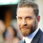 a picture of Tom Hardy at an premiere night